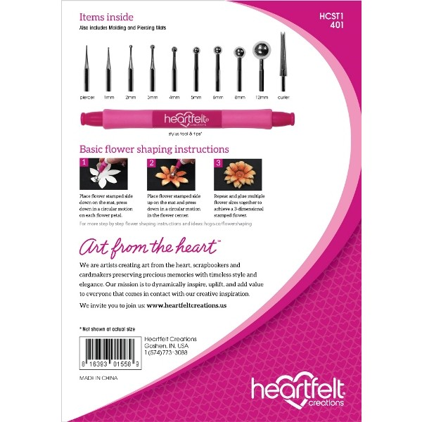 HC- Deluxe Flower Shaping Kit