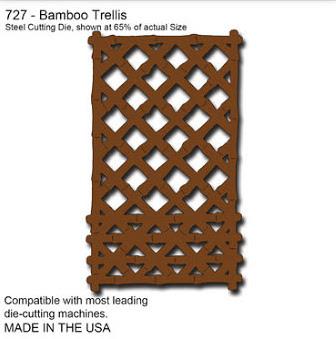 ECD - Bamboo Trellis