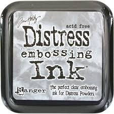Distress Ink - Embossing Ink