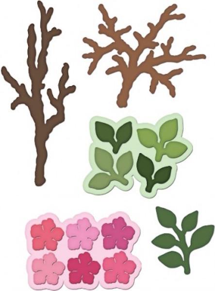 HC - Leafy Branch Die