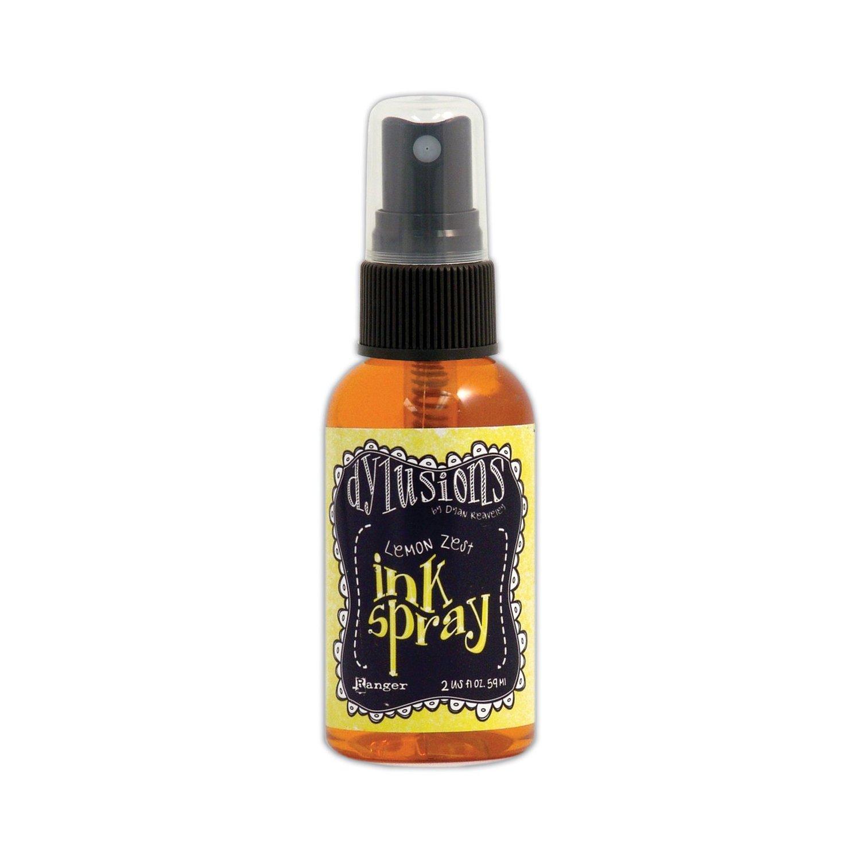 Dylusions Ink Spray - Lemon Zest