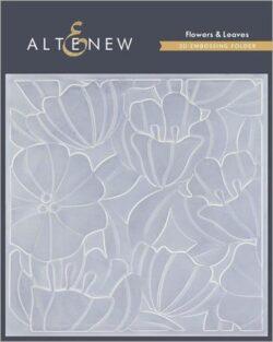 ALT4412 Flower & Leaves