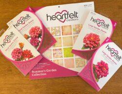 Heartfelt Creation Summer's Garden Collection