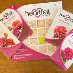 Heartfelt Creation Summer's Garden Collection